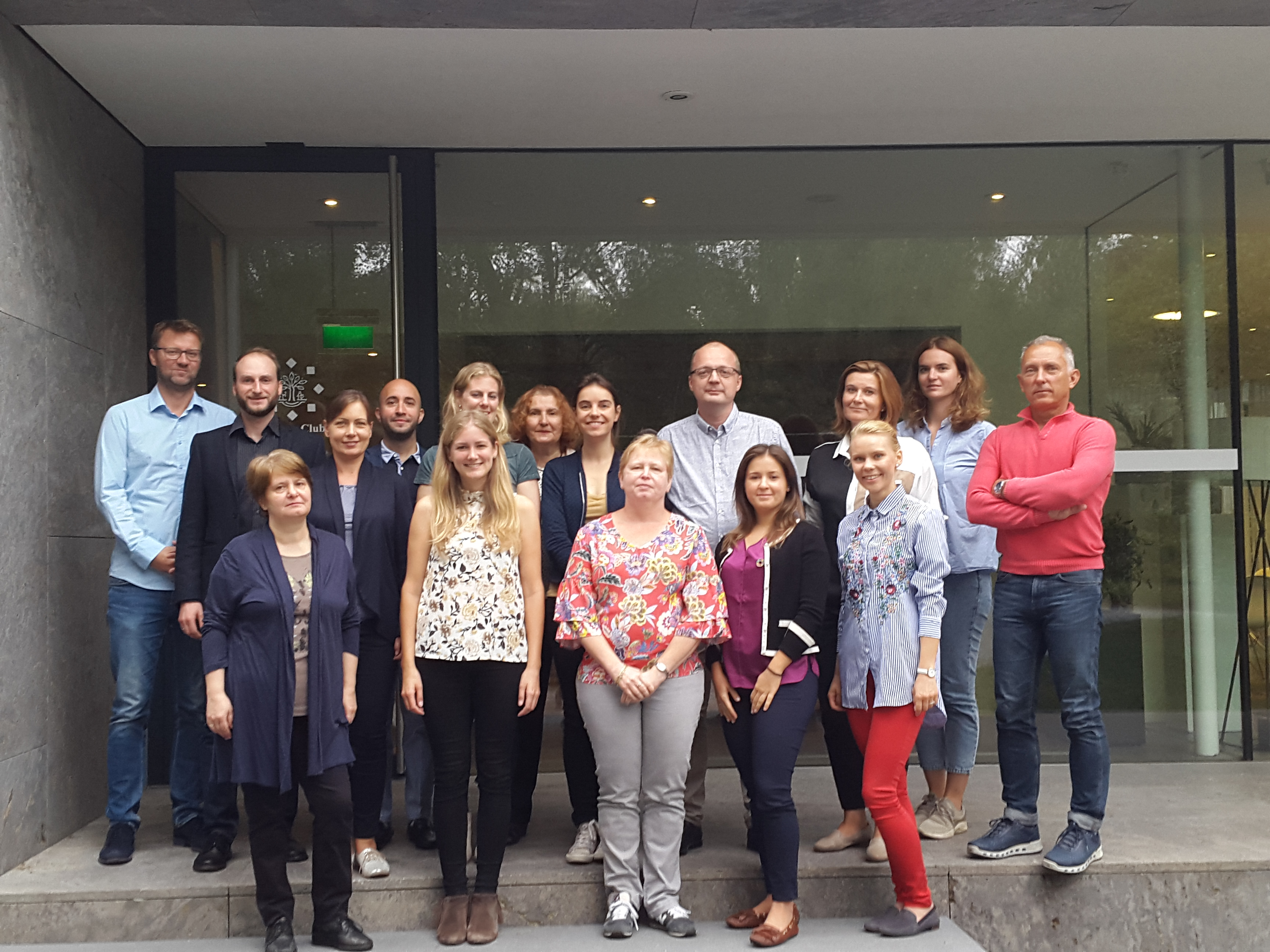 START2ACT Consortium meets in Tilburg for next project steps