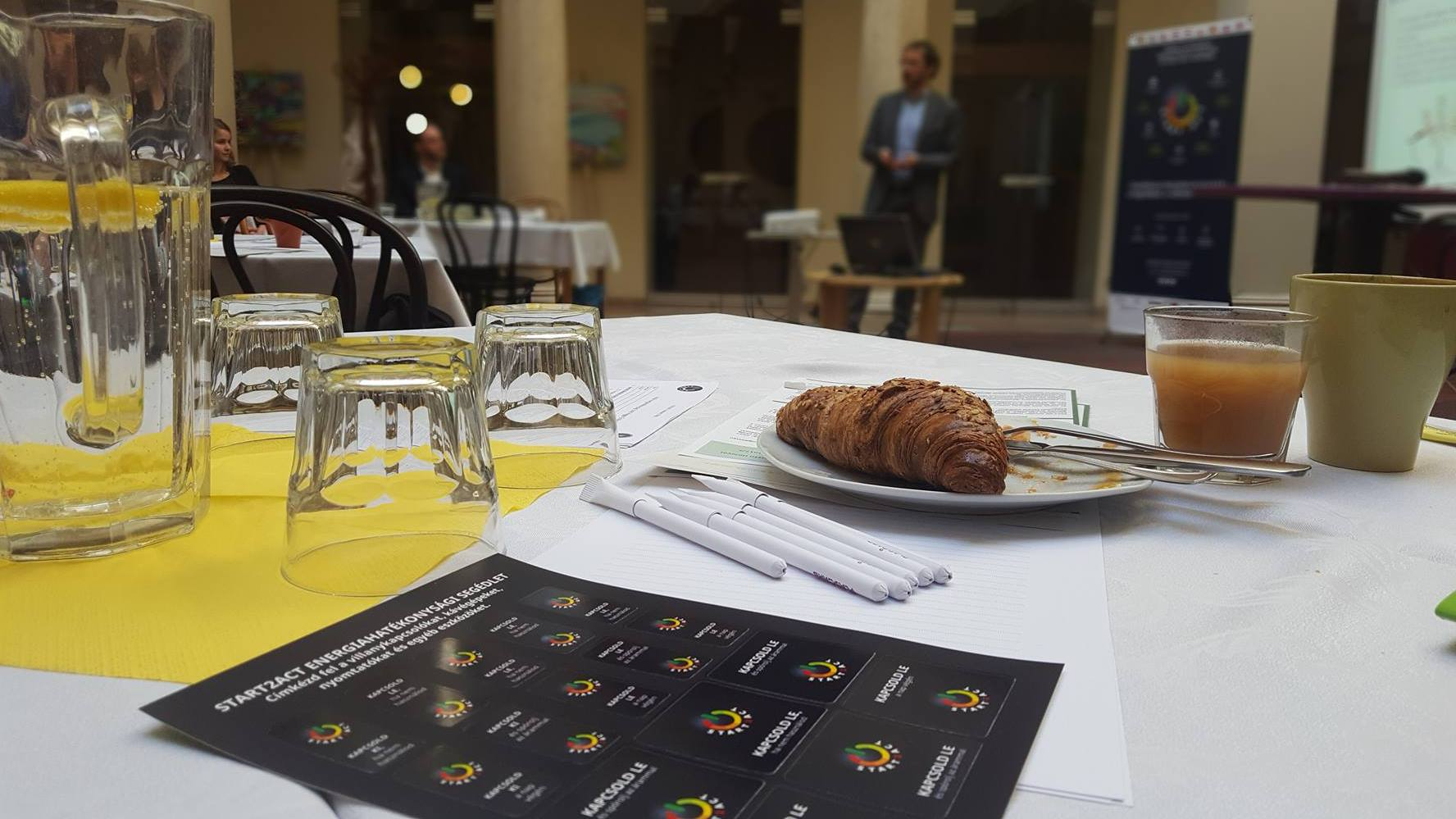 Business Breakfasts all across Europe: how did we do until now and what's ahead?